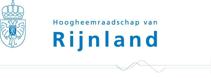 Logo van de waterbeheerder